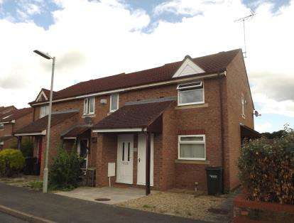 1 Bedroom Maisonette Flat for sale in Redding Close, Quedgeley, Gloucester, Gloucestershire