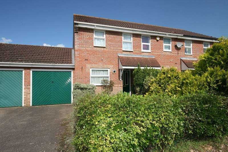2 Bedrooms End Of Terrace House for sale in Campion Way, Attleborough