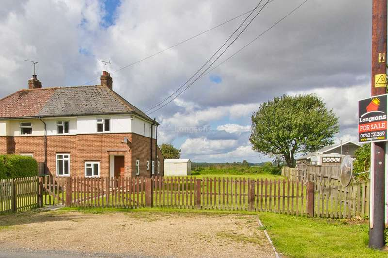 3 Bedrooms Semi Detached House for sale in Tuns Road, Necton