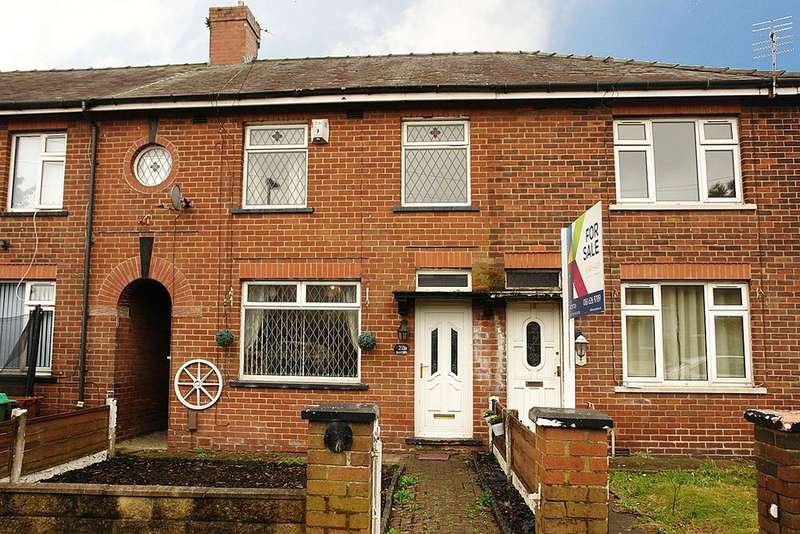 3 Bedrooms Town House for sale in 20 Stottfield, Royton