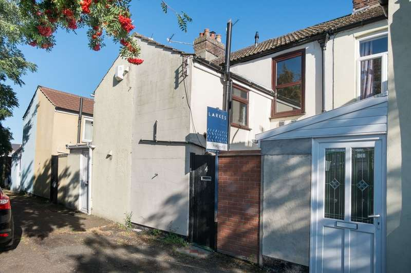 2 Bedrooms Terraced House for sale in Plevna Terrace, Great Yarmouth