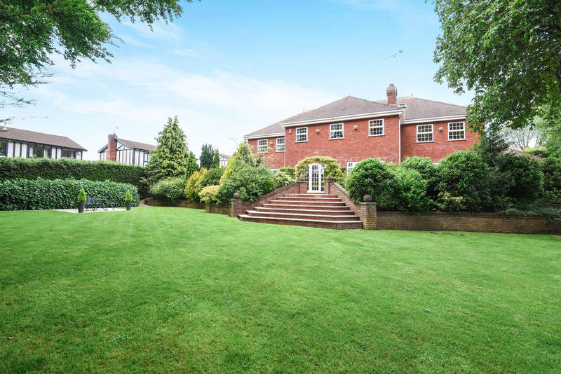 5 Bedrooms Detached House for sale in Springfield Road, Elburton, Plymouth