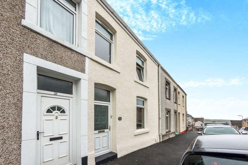 3 Bedrooms Terraced House for sale in Gelli Street, Port Tennant, Swansea