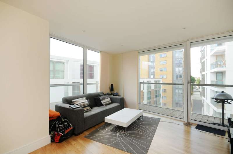 1 Bedroom Flat for sale in Denison House, Canary Wharf, E14