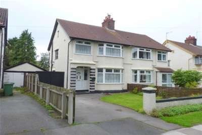 3 Bedrooms Semi Detached House for rent in Raeburn Avenue, Eastham