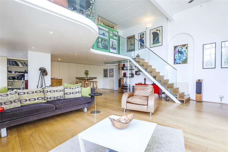 2 Bedrooms Flat for sale in The Paragon, 43 Searles Road, London, SE1