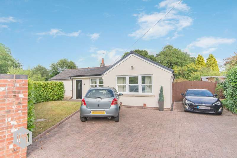 4 Bedrooms Detached Bungalow for sale in Marton Close, Culcheth, Warrington, WA3