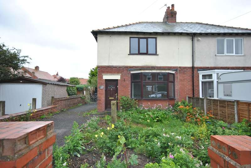 2 Bedrooms Semi Detached House for sale in Cross Street, Lytham St Annes, FY8