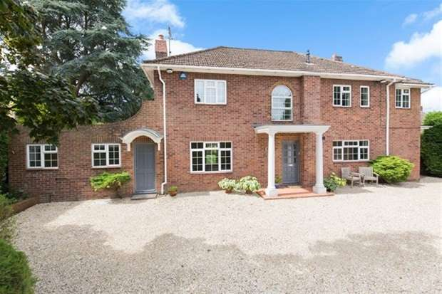 5 Bedrooms Detached House for sale in Sambourne Road, Warminster