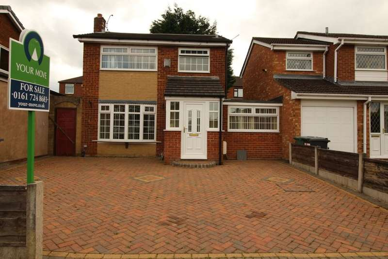 4 Bedrooms Detached House for sale in Lichfield Road, Radcliffe, Manchester, M26