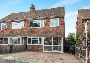 4 Bedrooms Semi Detached House for sale in Osney Way, Chalk, Gravesend, Kent