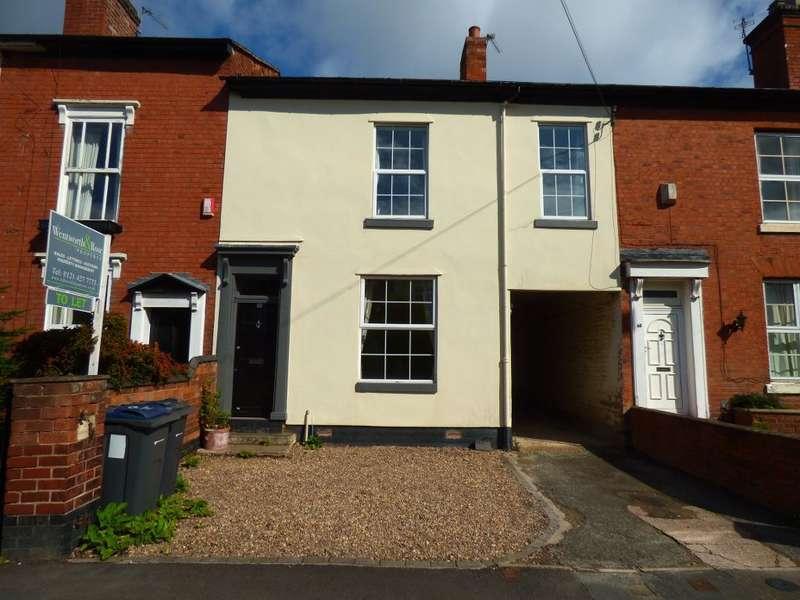 3 Bedrooms Terraced House for rent in Greenfield Road, Harborne, Birmingham, B17 0EE