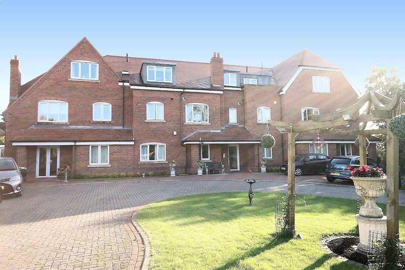 2 Bedrooms Flat for sale in Standon Gardens, Ashby Road, B79 8AZ