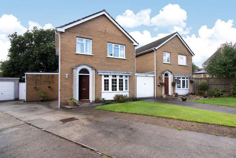 3 Bedrooms Detached House for sale in Georgian Way, Llanishen, Cardiff