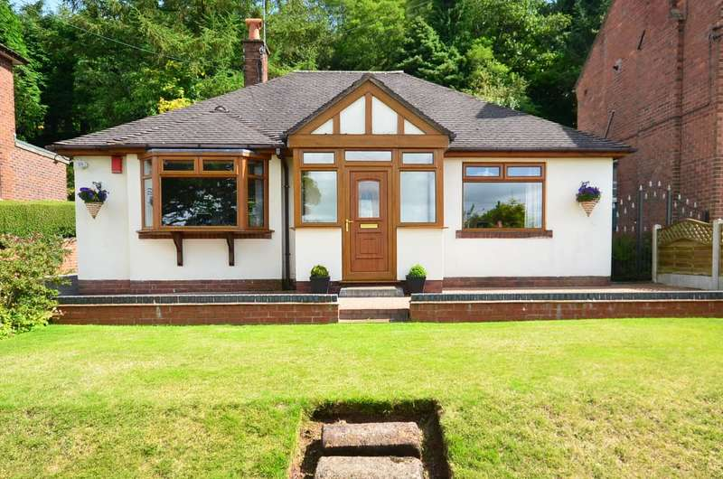 2 Bedrooms Bungalow for sale in Lightwood Road, Lightwood, ST3 7HD