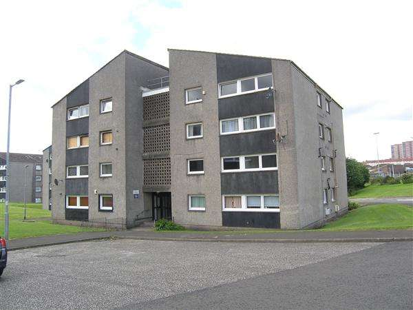 2 Bedrooms Flat for sale in Western Avenue, Rutherglen, Glasgow