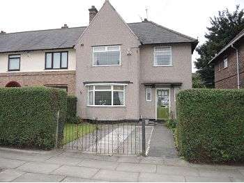 3 Bedrooms Semi Detached House for sale in Ferguson Road, Norris Green, Liverpool