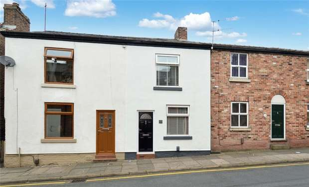 2 Bedrooms Terraced House for sale in Roe Street, Macclesfield, Cheshire