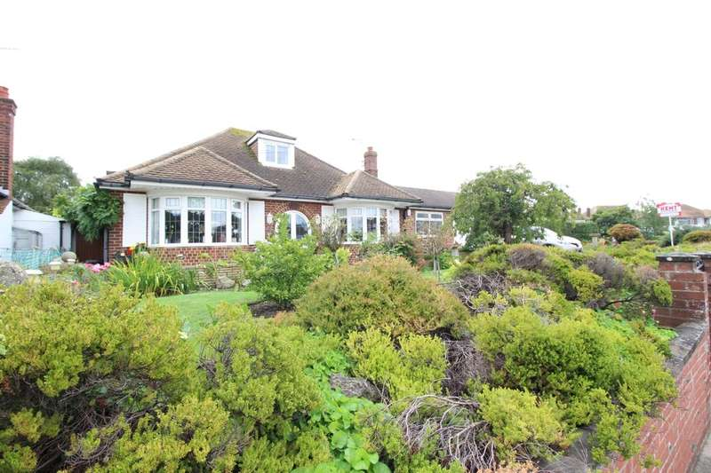 2 Bedrooms Detached Bungalow for sale in Dumpton Park Drive, Ramsgate, CT11