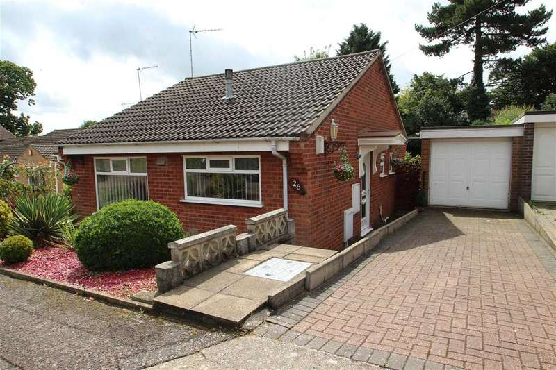 2 Bedrooms Bungalow for sale in Wigmore Close, Ipswich
