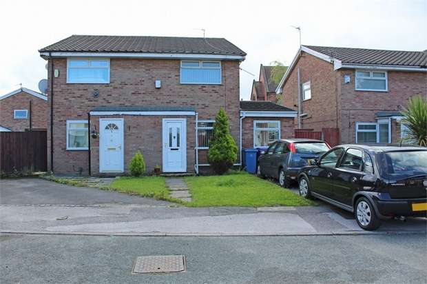 2 Bedrooms Semi Detached House for sale in Wilfer Close, Liverpool, Merseyside