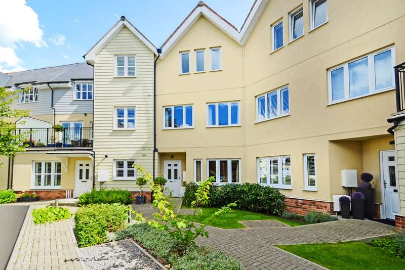 4 Bedrooms Town House for sale in Springfield Park Gate, Horsham, RH12