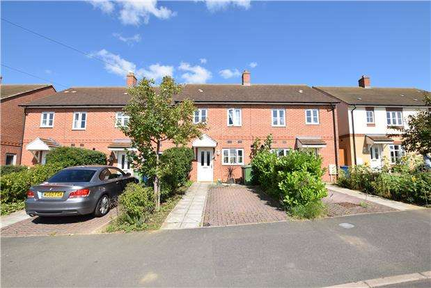3 Bedrooms Terraced House for sale in Nowell Road, OXFORD, OX4 4TB