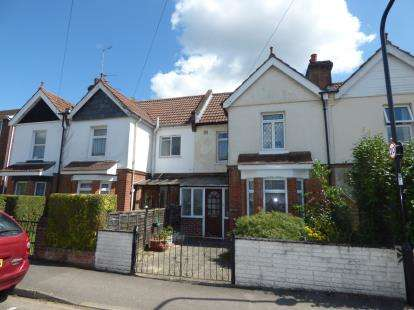 4 Bedrooms Terraced House for sale in St Denys, Southampton, Hampshire