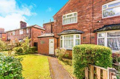 3 Bedrooms Semi Detached House for sale in Mauldeth Road West, Withington, Manchester, Greater Manchester