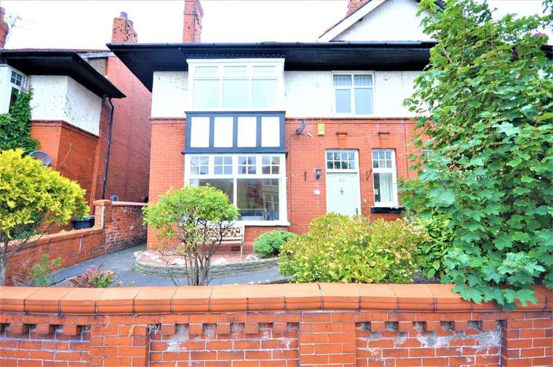 4 Bedrooms Semi Detached House for sale in All Saints Road, St Annes, Lytham St Annes, Lancashire, FY8 1PL