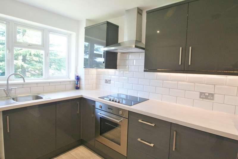 2 Bedrooms Flat for sale in KENLEY