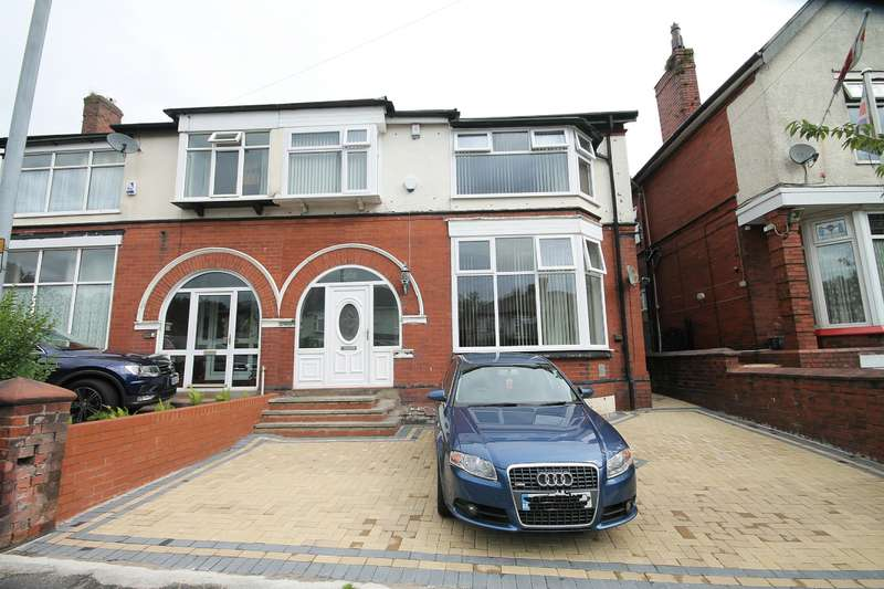 7 Bedrooms Semi Detached House for sale in Green Lane, Great Lever, Bolton, BL3 2ER