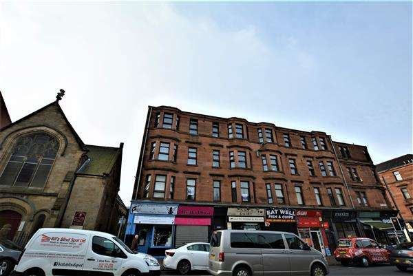 1 Bedroom Flat for sale in Shettleston Rd, G32