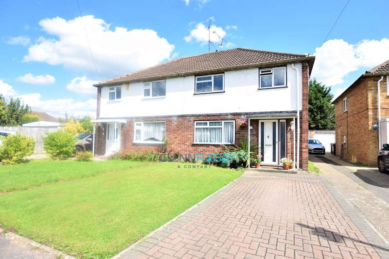 3 Bedrooms Semi Detached House for sale in Langley - 0.4 miles to train station