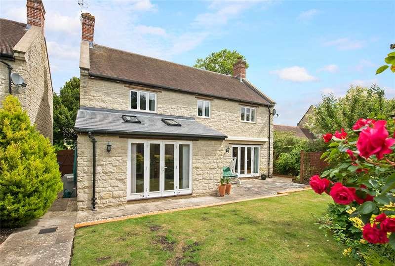 4 Bedrooms Detached House for sale in Chilmark, Salisbury, Wiltshire, SP3