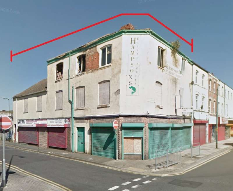 6 Bedrooms Commercial Development for sale in Cleethorpe Road, & 2A Nacton Street, Grimsby, South Humberside, DN31 3BE
