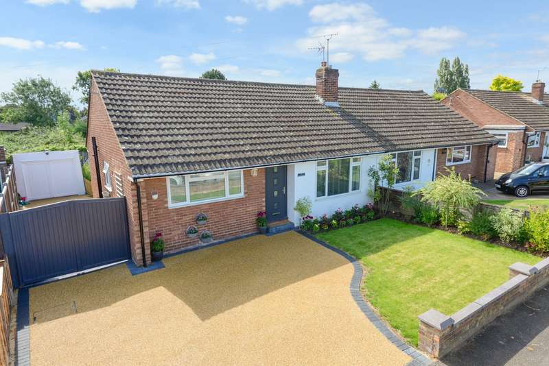2 Bedrooms Bungalow for sale in The Pastures, Kennington, Ashford, TN24