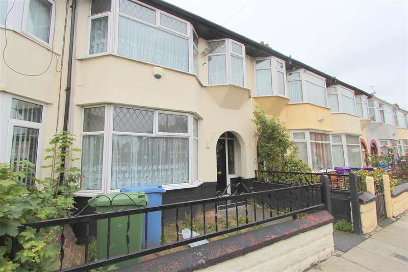 3 Bedrooms Town House for sale in Doric Road, Old Swan, Liverpool