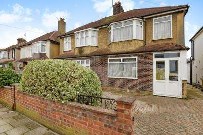 3 Bedrooms Semi Detached House for sale in Lower Gravel Road, Bromley