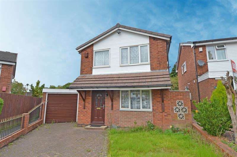 3 Bedrooms Detached House for sale in Malcolm Grove, Rubery, Birmingham