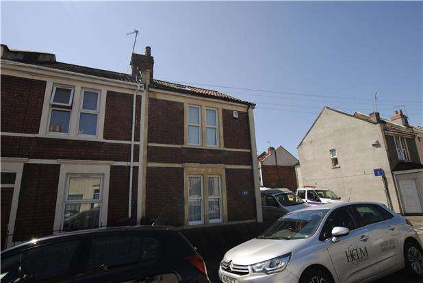 3 Bedrooms End Of Terrace House for sale in Chessel Street, Bedminster, Bristol, BS3 3DN