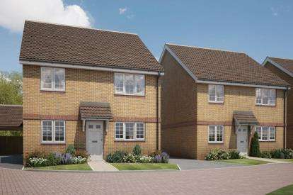 4 Bedrooms Detached House for sale in The Green, Stotfold