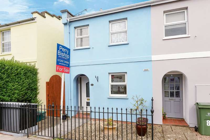2 Bedrooms End Of Terrace House for sale in Leckhampton