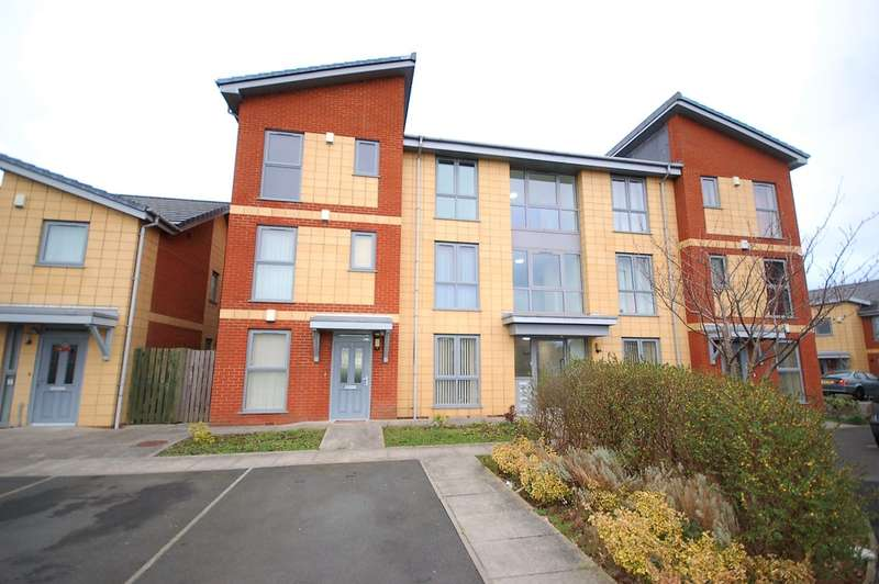 2 Bedrooms Flat for sale in Argosy Avenue, Blackpool