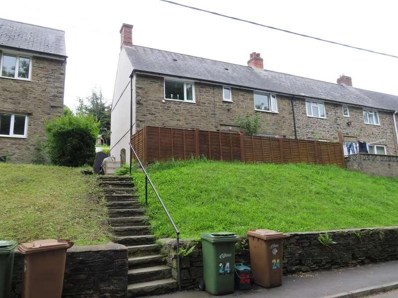 3 Bedrooms Terraced House for sale in Penrhiw Terrace, Abercarn, Newport