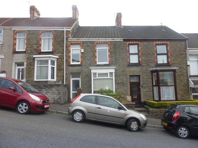 2 Bedrooms Terraced House for sale in Monton Terrace, Port Tennant, Swansea