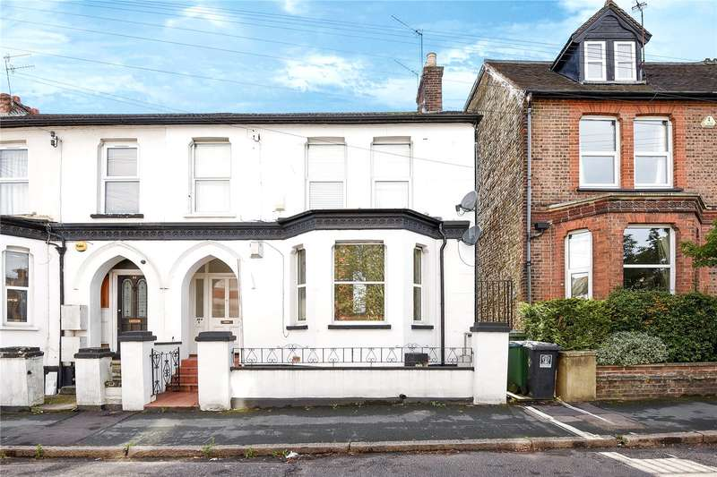 2 Bedrooms Apartment Flat for sale in Gladstone Road, Watford, WD17