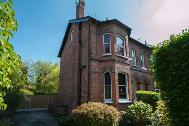 4 Bedrooms Semi Detached House for sale in Cambridge Road, Hale