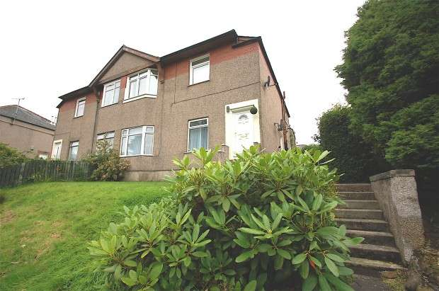3 Bedrooms Flat for sale in Gifford Drive, Hillington, G52