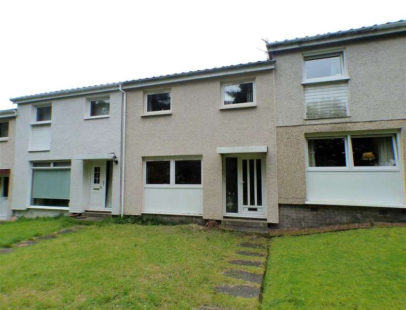 3 Bedrooms Terraced House for sale in Glen Affric, St. Leonards, EAST KILBRIDE